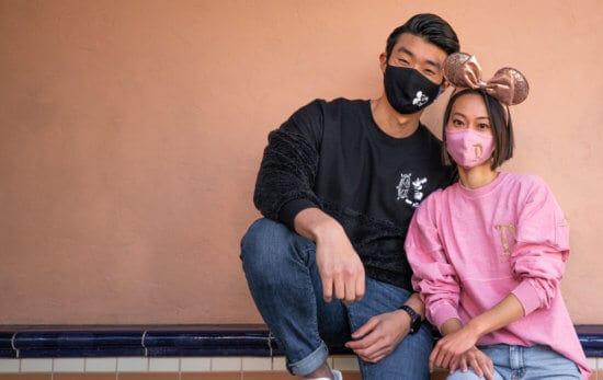 disney parks face masks