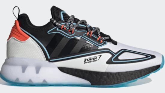 Cloud white adidas sneakers