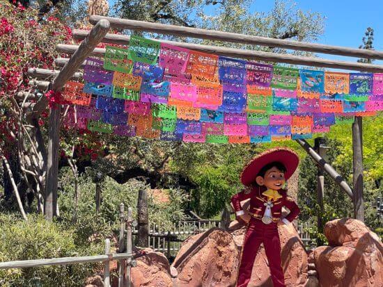 Miguel in frontierland