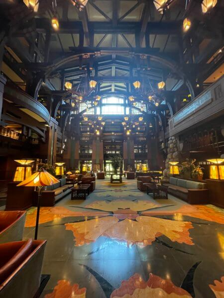 Disneys grand Californian hotel reopens