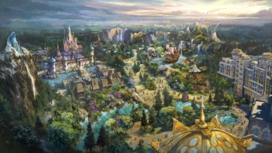 Tokyp Disneyland