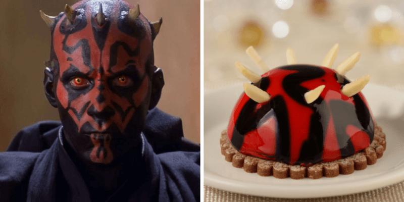 Darth Maul Star Wars Cake
