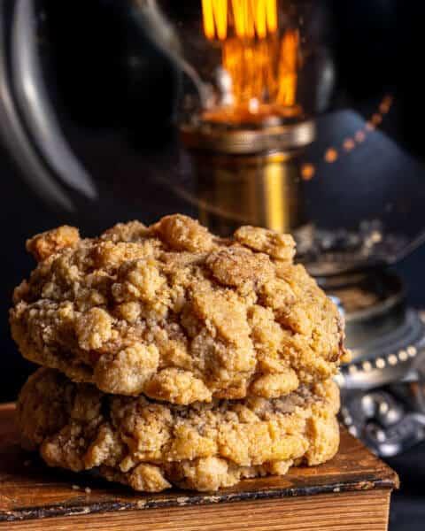 Coffee Cake Cookie