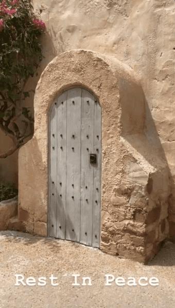morocco pavilion icon door disney