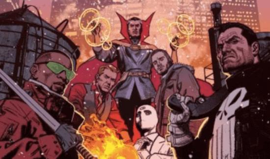 Marvel Midnight Sons