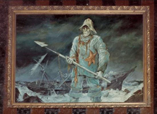 """Captain Gore """"Mariner"""""""
