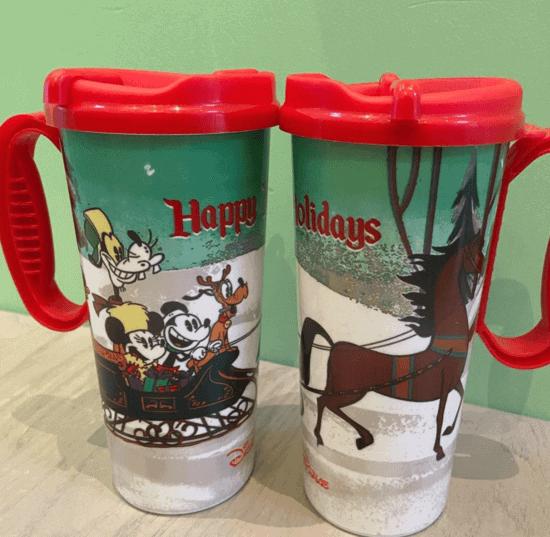 disney refillable mug