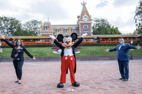 Ken Potrock Mickey Mouse