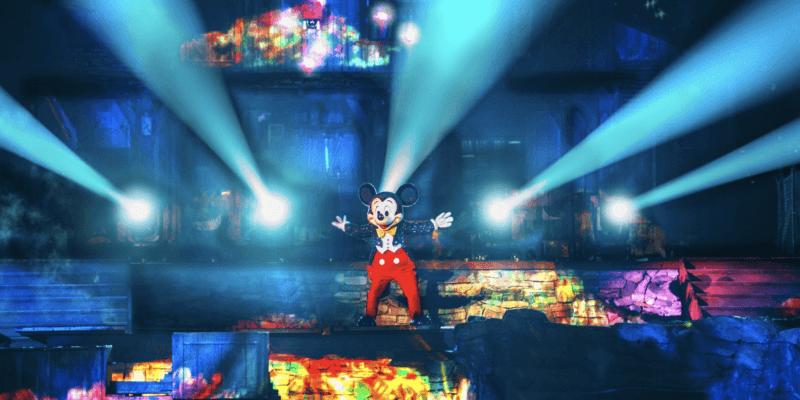 Fantasmic Disneyland