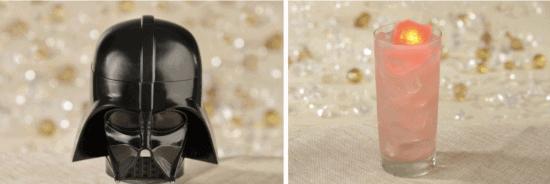 Lemonade and Vader stein
