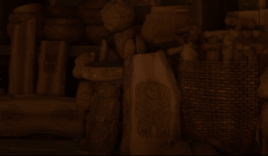 sulley carving brave