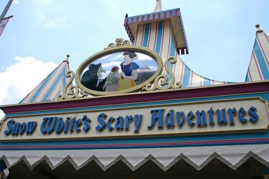 Snow White's Scary Adventure