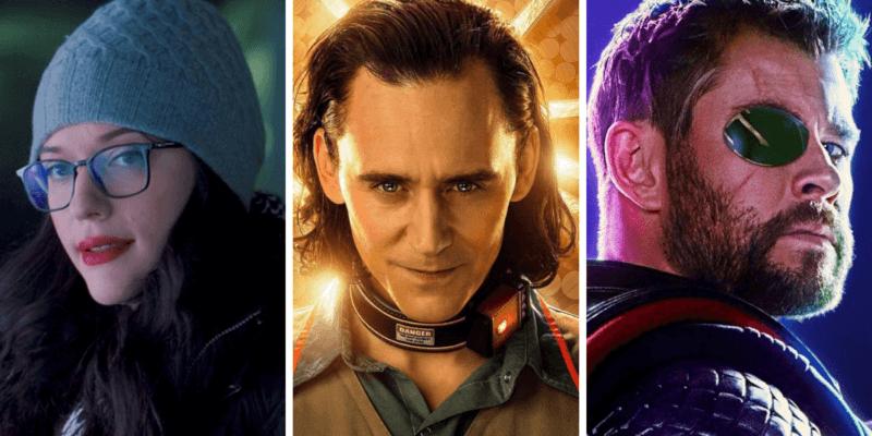 Loki cast