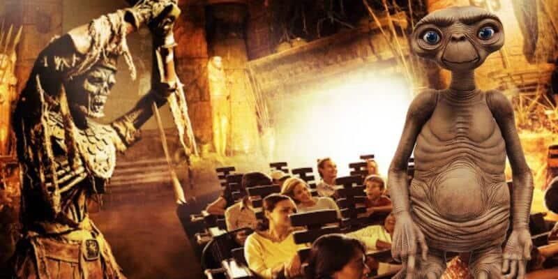 e.t. the mummy