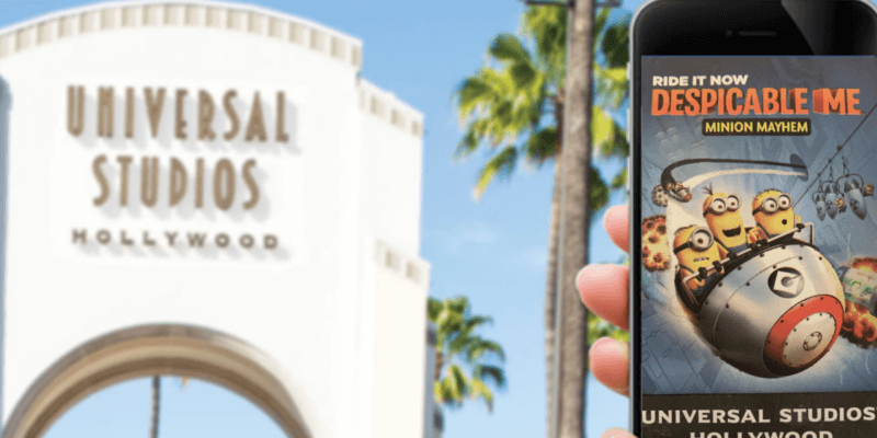 universal studios hollywood pass