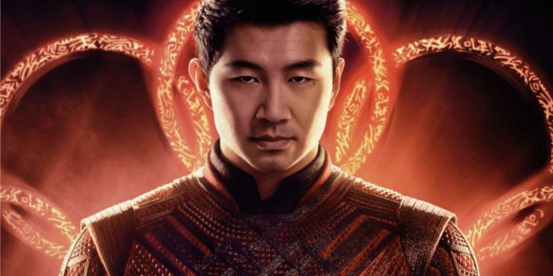 Simu Liu as Shang-Chi Poster crop