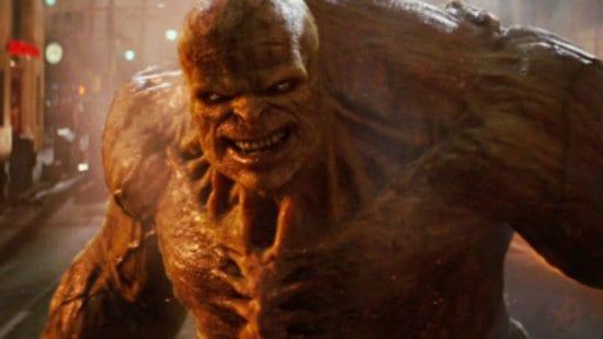 Tim Roth as Emil Blonksy AKA The Abomination