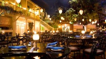 the blue bayou restaurant at disneyland