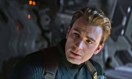 What if Spider-Man was Steve Rogers