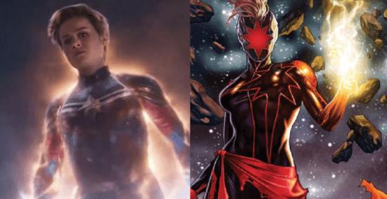 Dark Captain Marvel