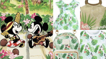 disney tropical hideaway collection