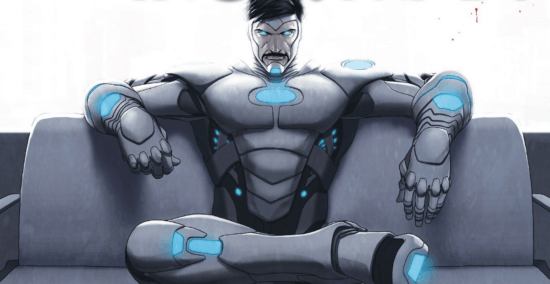 Evil Iron Man