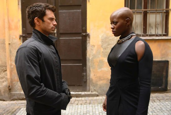 Ayo & Winter soldier