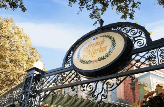 french market restaurant disneyland