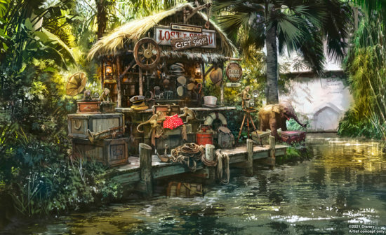 trader sam's gift shop jungle cruise