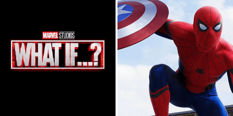 What if Spider-man
