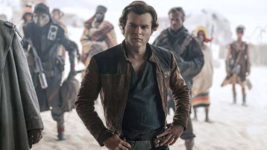 han solo with cloud riders