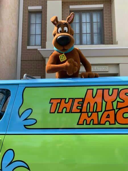 Scooby Doo USH