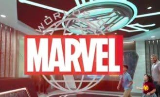 Worlds Of Marvel