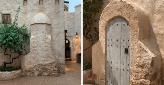 morocco pavilion wall icon