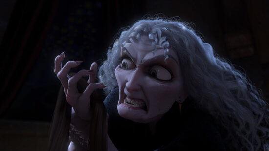 mother gothel old hag