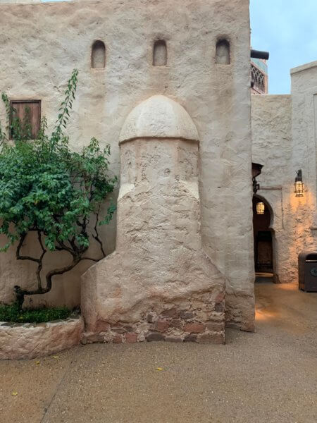 morocco pavilion Disney icon photo spot