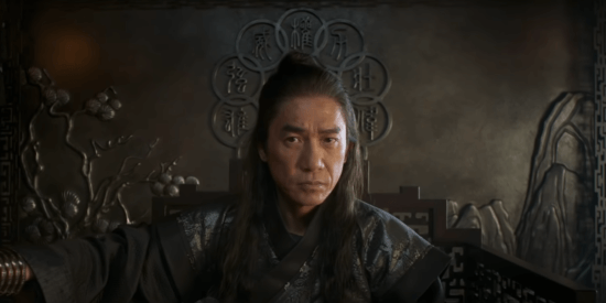 Tony Leung as Wenu AKA Mandarin in Marvel's Shang-Chi and the Legend of the Ten Rings