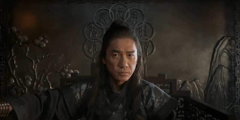 Tony Leung as Wenwu AKA Mandarin in Marvel's Shang-Chi and the Legend of the Ten Rings