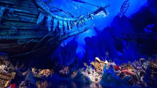 battle for the sunken treasure shanghai disneyland