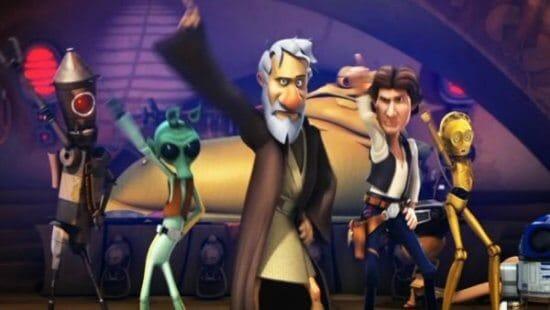star wars detours dance battle