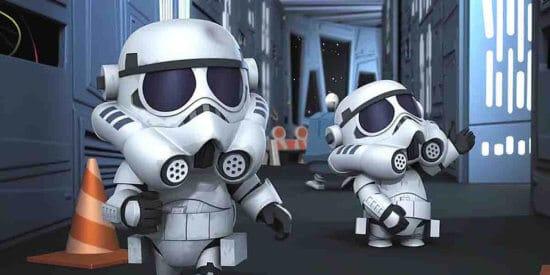 star wars detours stormtroopers