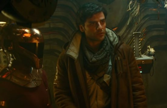 star wars the rise of skywalker zorii bliss (left) and poe dameron (right)