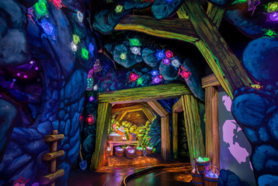 inside snow white's enchanted wish