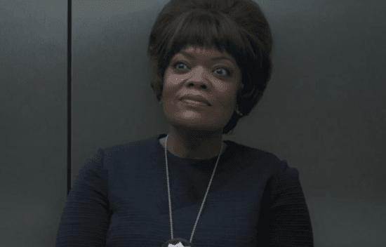 yvette nicole brown in avengers endgame