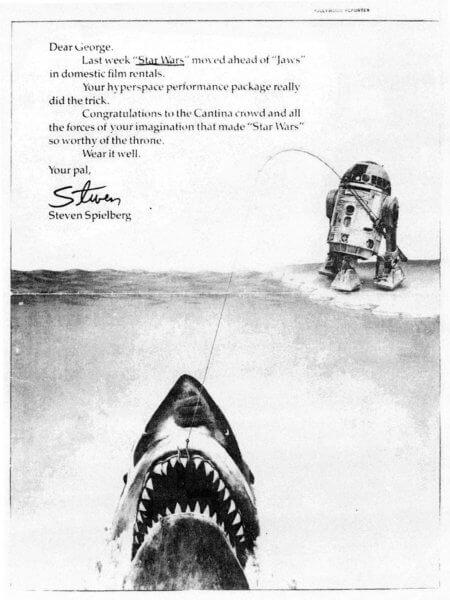 star wars variety ad
