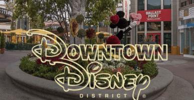 downtown disney topiaries