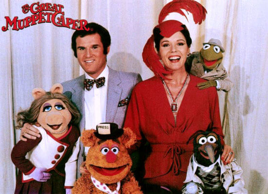 Charles Grodin Great Muppet Caper