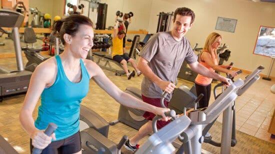 Disney Fitness Center
