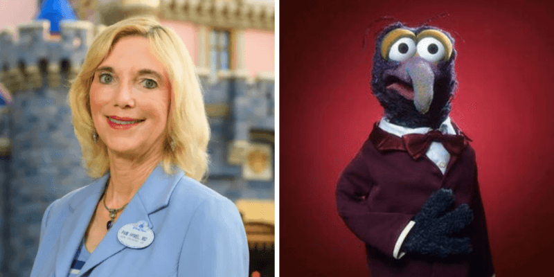 Dr. Hymel and Gonzo