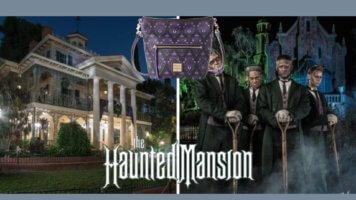 Haunted Mansion Wallpaper Dooney & Bourke